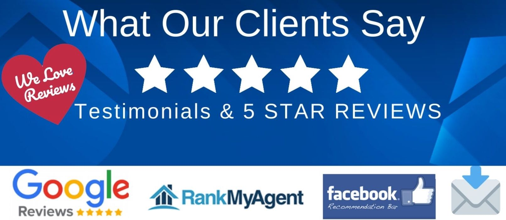Dwight Streu's 5 Star Reviews and Testimonials, We Love Reviews